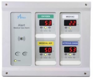 alert medical gas alarm