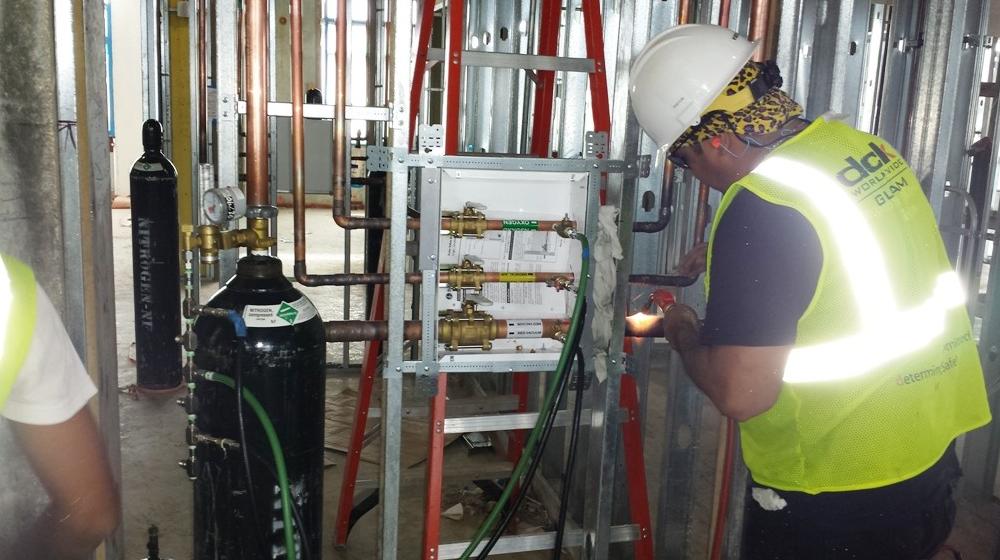 our services Complete Medical Gas LLC Buckeye AZ